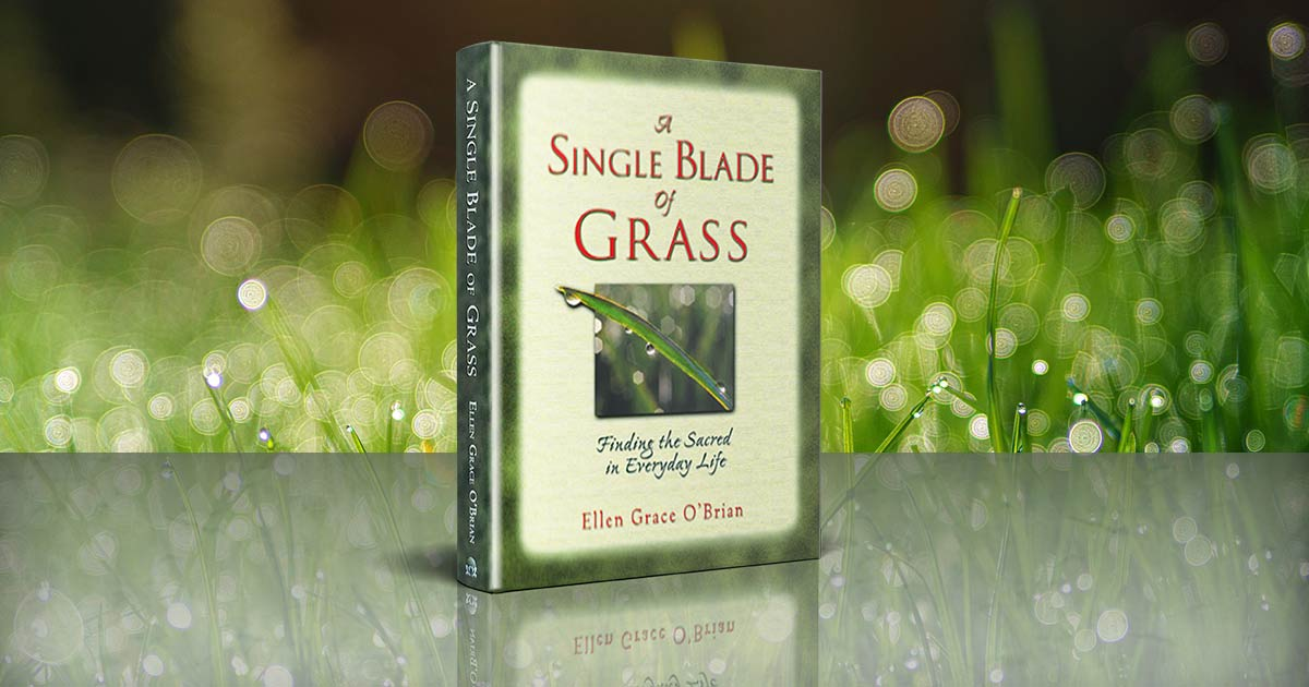 A Single Blade of Grass by Ellen Grace O'Brian