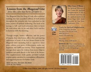 Lessons from the Bhagavada gita