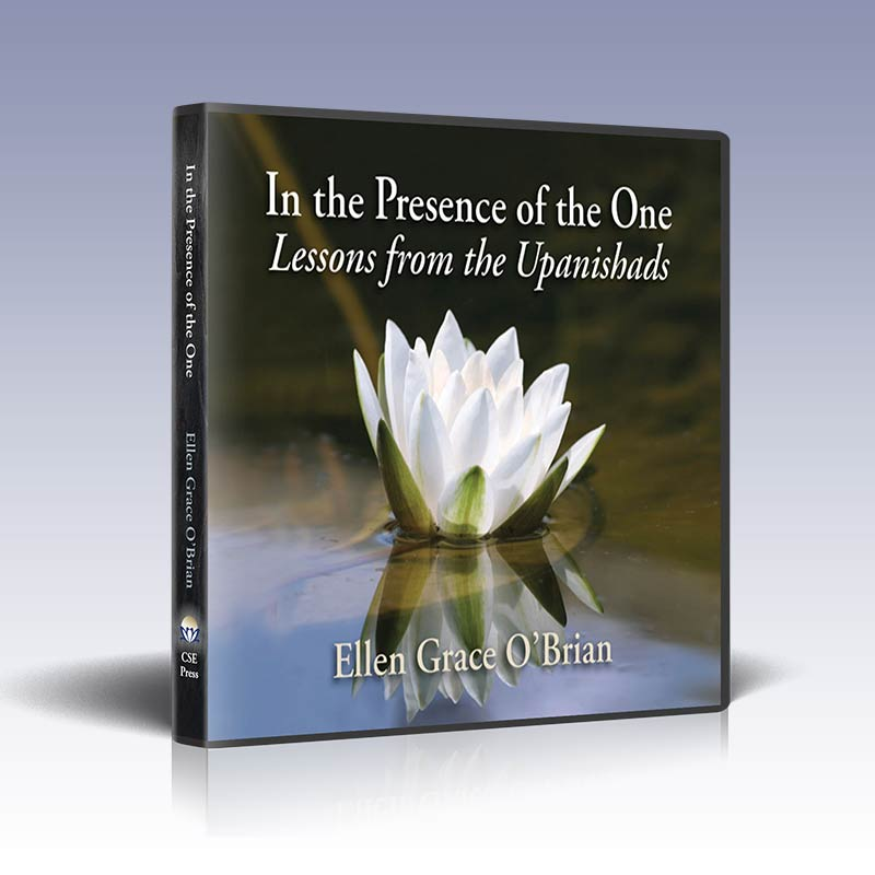 In the Presence of the one Lessons from the upanishads