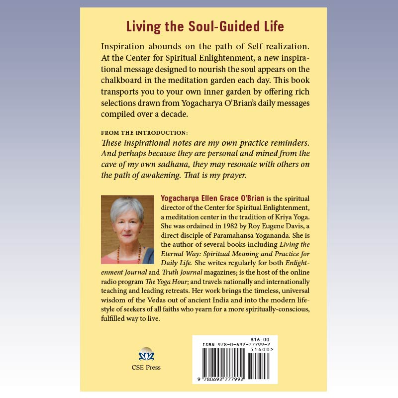 Living the Soul Guided Life