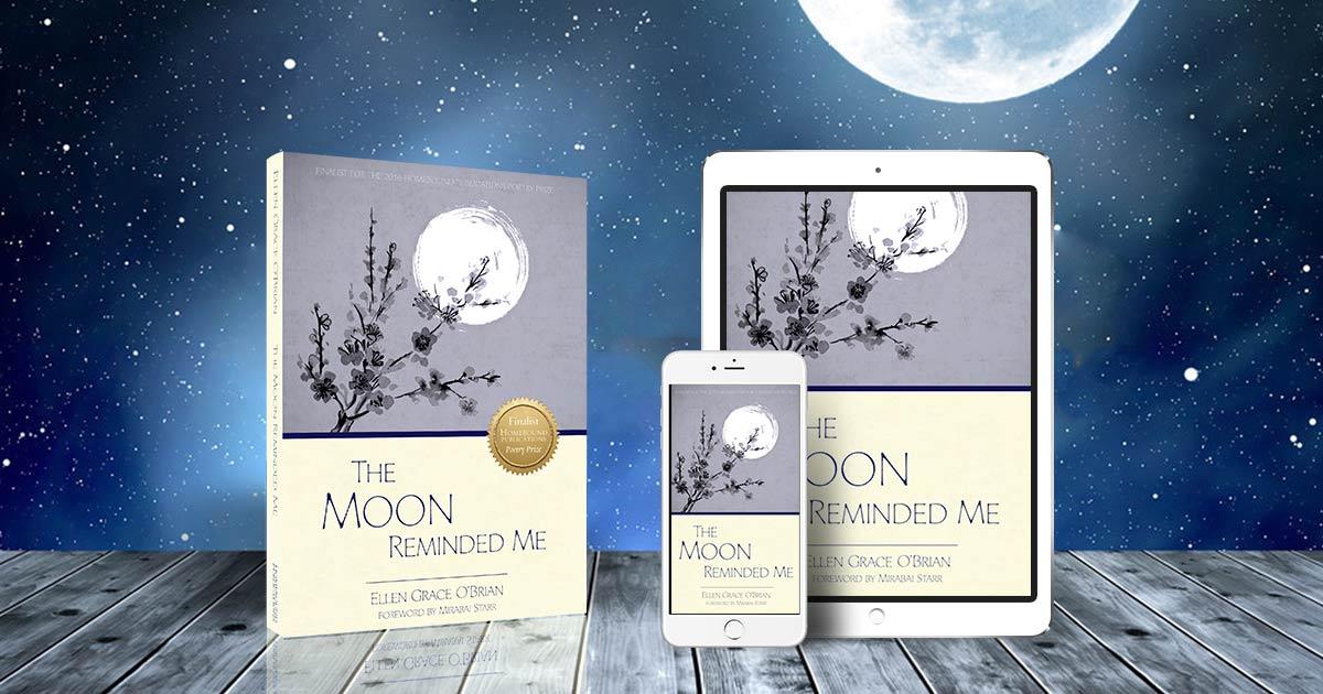 The Moon Reminded Me by Yogacharya Ellen Grace O'Brian