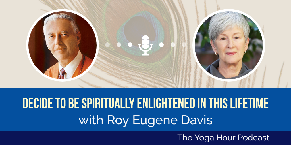 decide to be spiritually enlightened in this lifetime