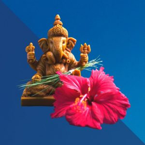 Sri Ganesha - a ritual to begin new year