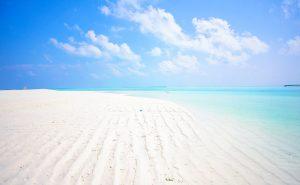 spirit matters - beach sky