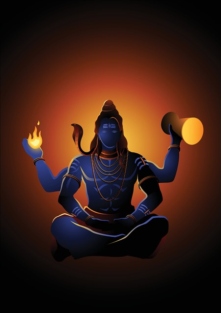 From Darkness to Light: Maha Shivaratri Celebration
