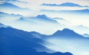 cloud mountain