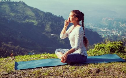 The Power of Breathing Pranayama Practice