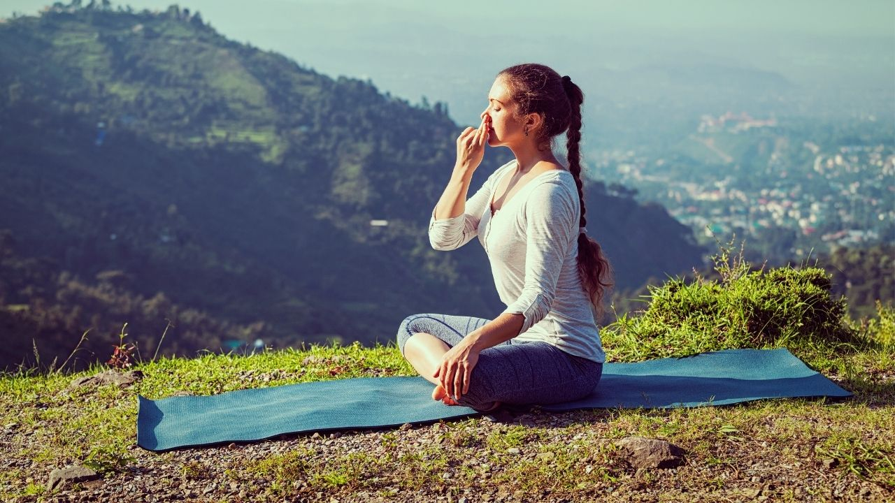 The Power of Breathing Pranayama Practice