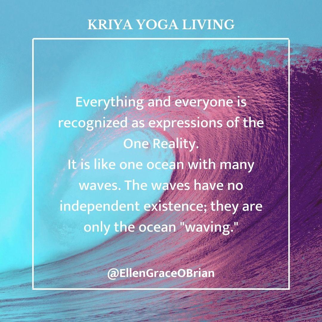kriya yoga living