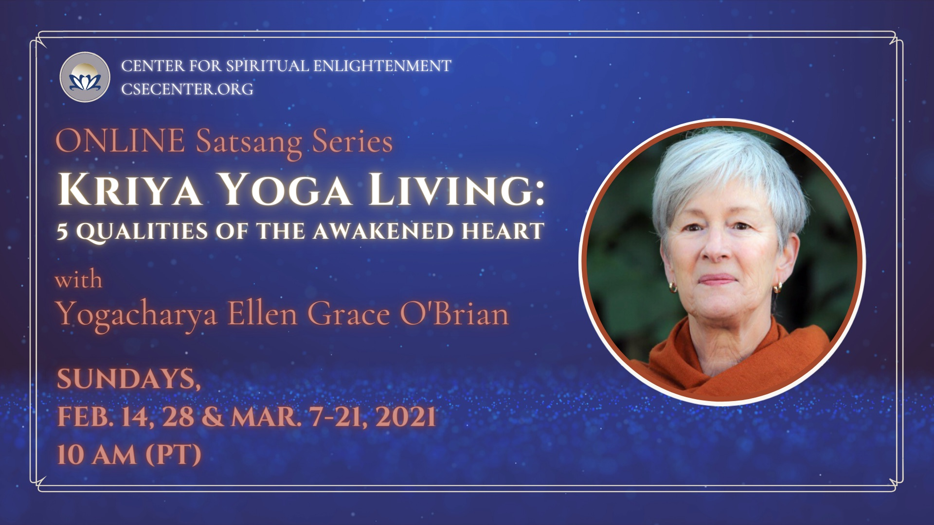Kriya Yoga Living: Self-Restraint