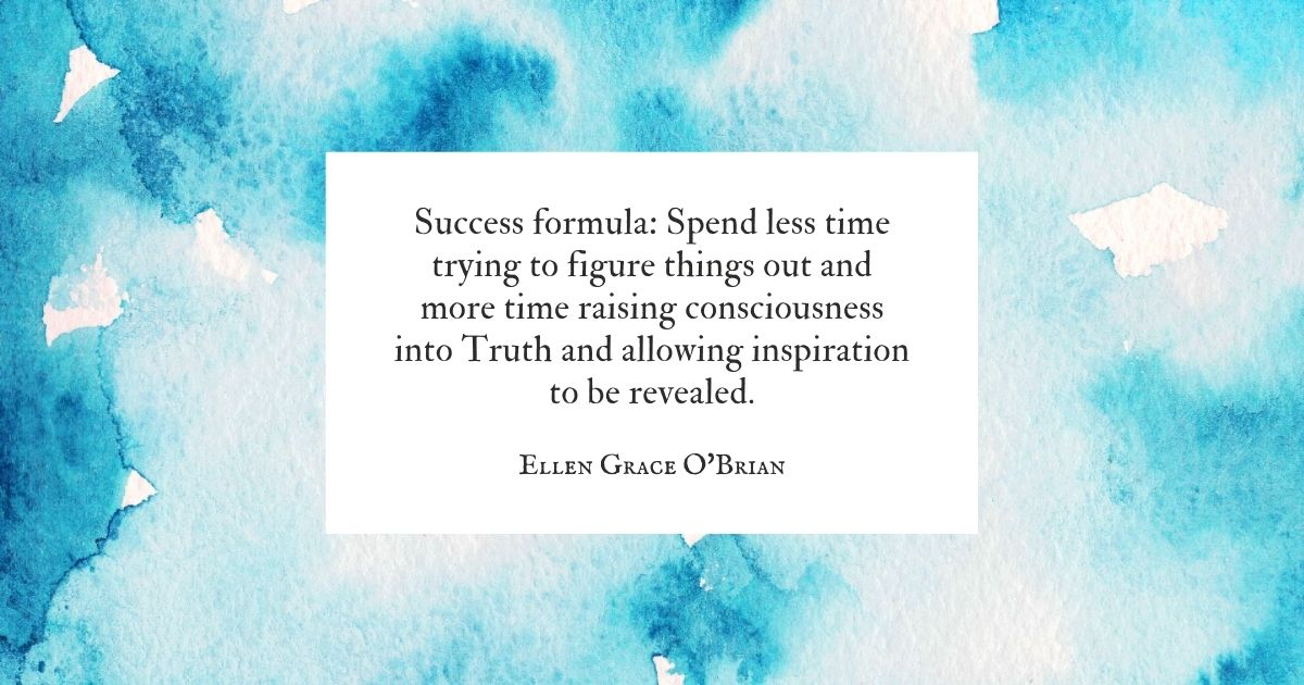Spiritual Success Formula