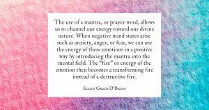 Ellent Grace O'brain Mantra