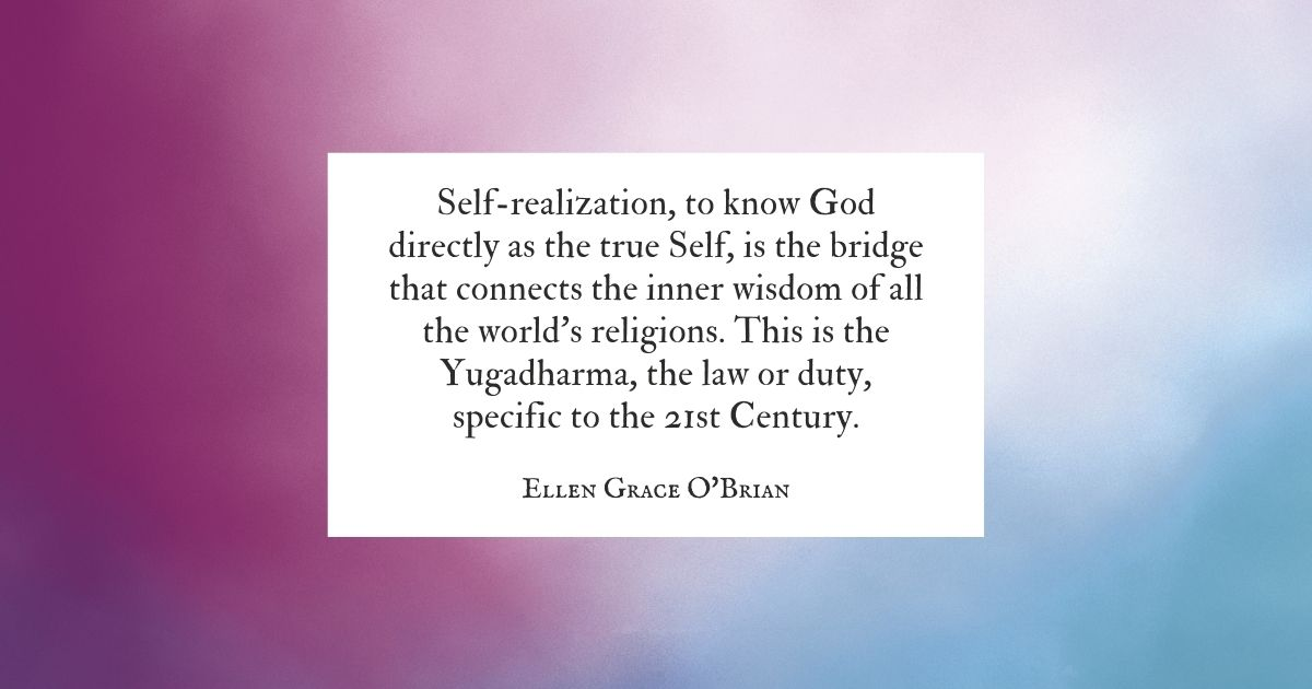 Self-realization quote