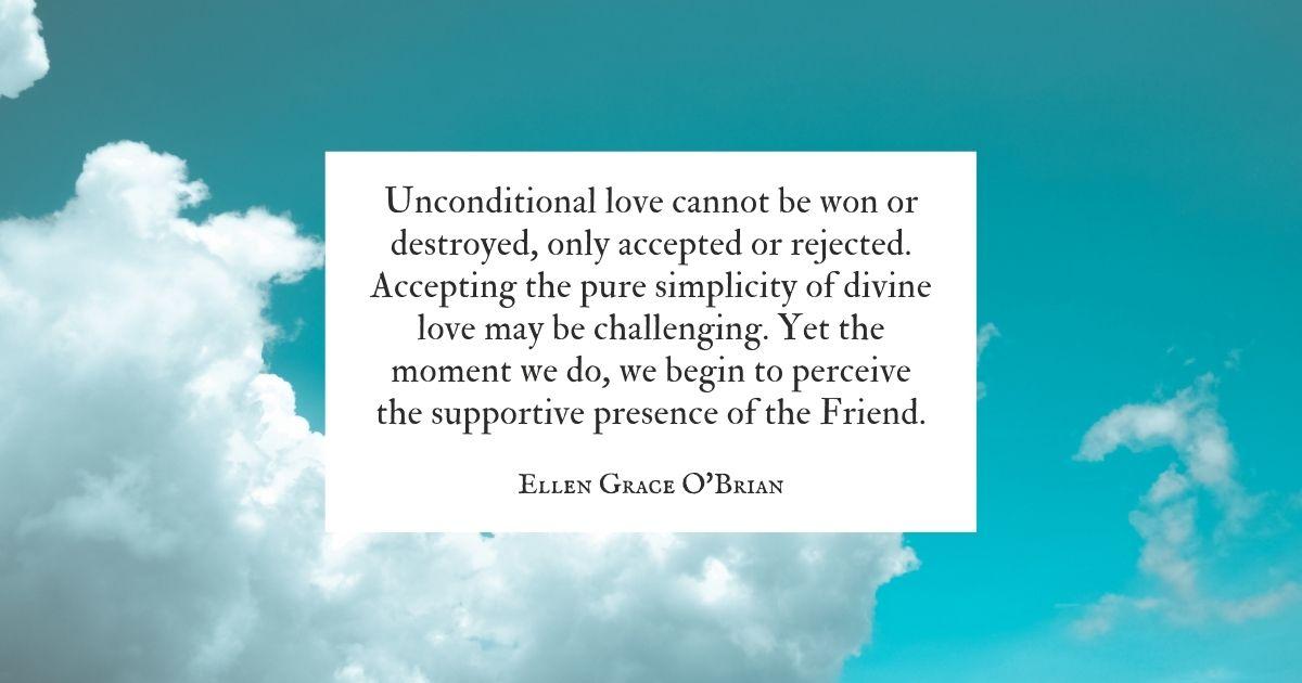 Unconditional Love quote