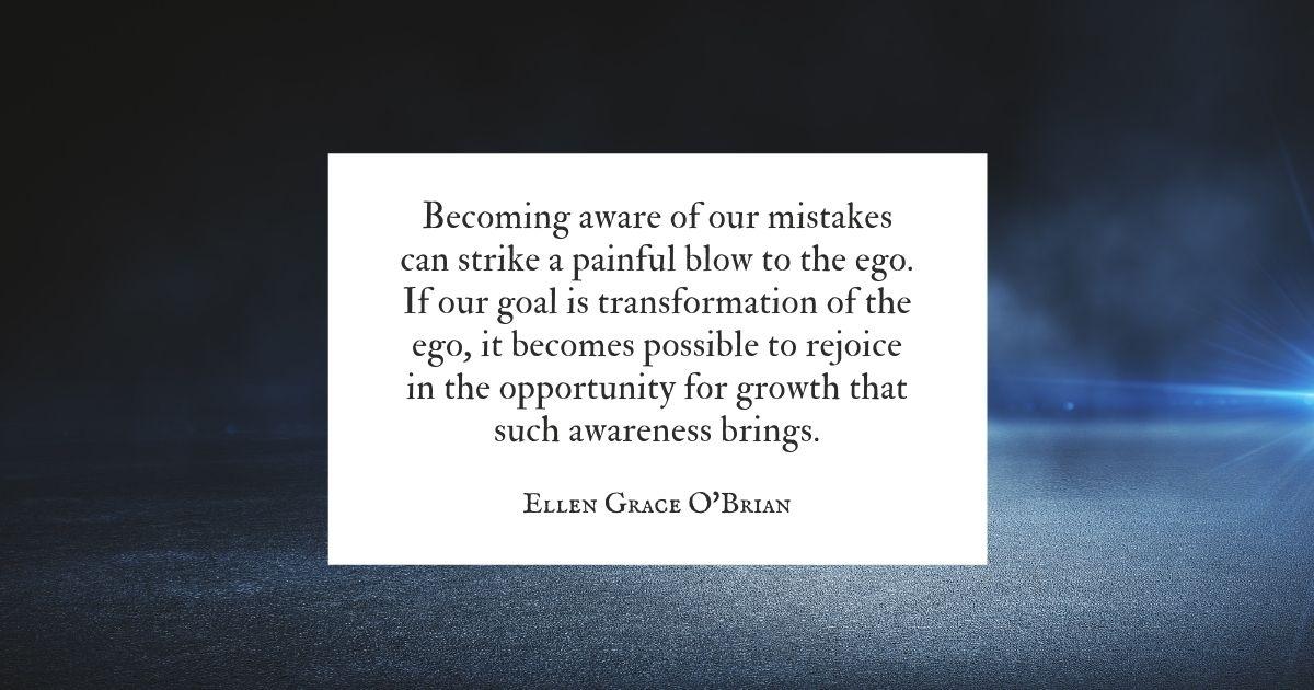 transform the ego