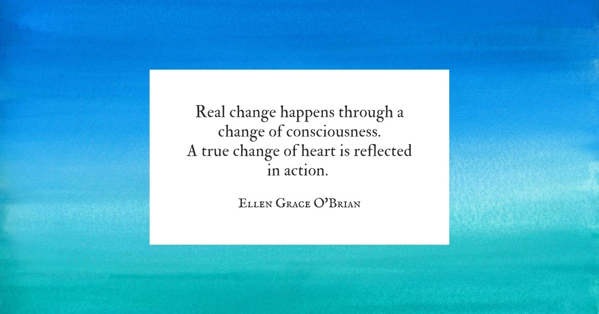 Change of Heart quote