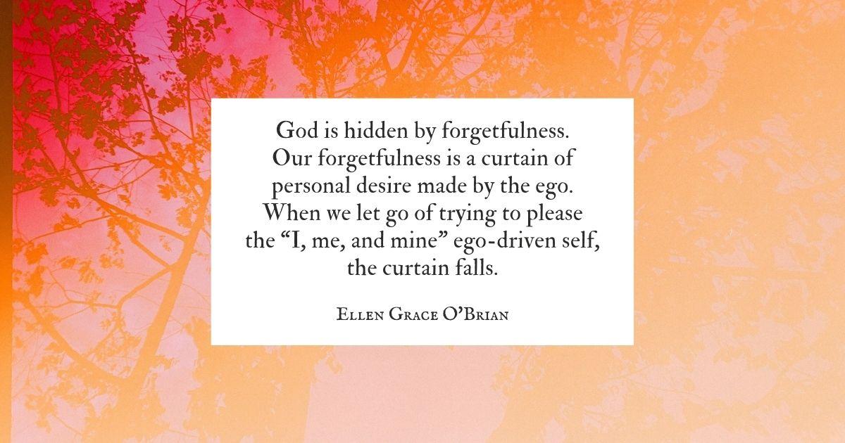 Divine Remembrance quote