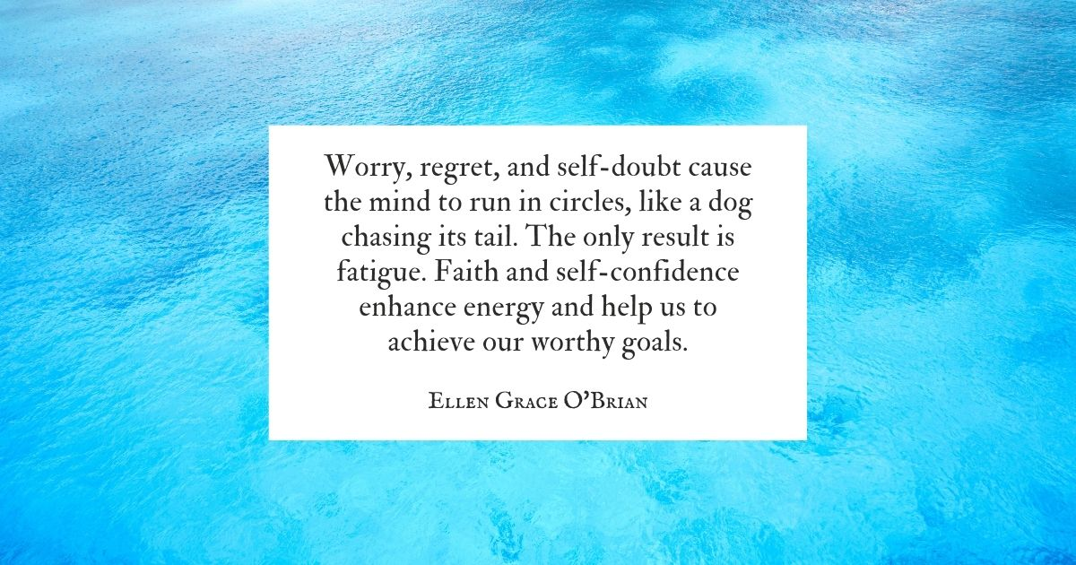 Faith and Self-confidence quote