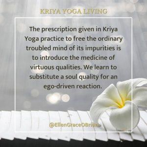 kriya yoga freedom from anger