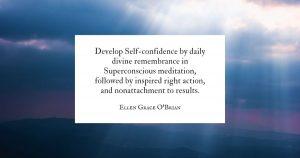 Self-confidence quote