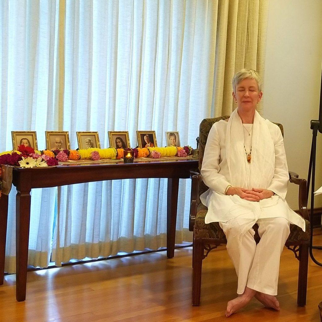 Yogacharya O'Brian meditation practice