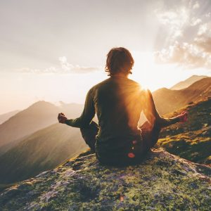 meditation practice - stay in touch with why