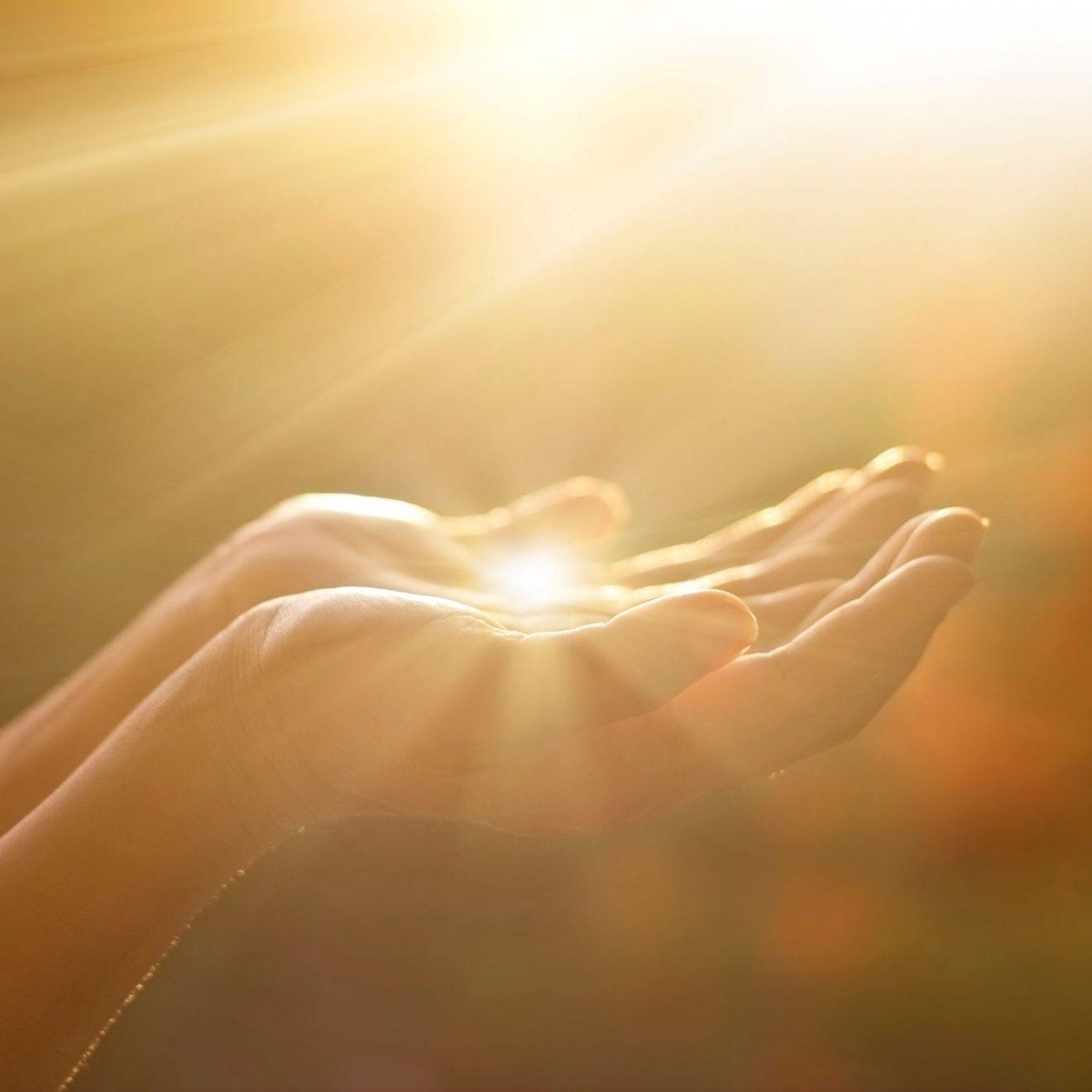 meditation practice - stay receptive to grace